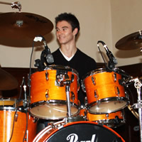 Ruaridh McIntosh-Turner - Drum Kit Lessons with Ritimo UK